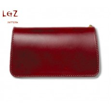 bag sewing patterns long wallet patterns PDF CCD-02 LZpattern design leather patterns leather bag patterns hand made leather bag patterns