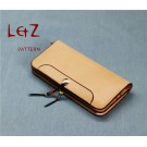 long wallet patterns PDF CCD-29 LZpattern design hand stitched leather leathercraft tools leather patterns